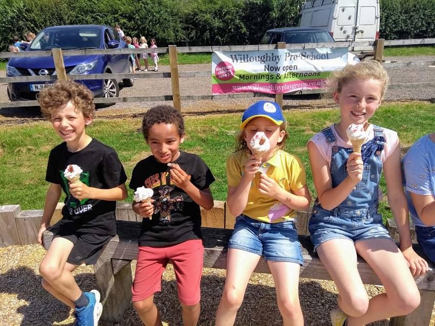 Summer Fun at the Park!